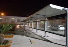客户案例-江苏中阳智能广告设备有限公司合作江苏众泰汽车公交项目
